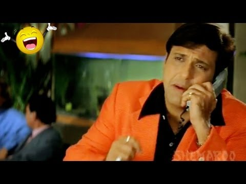 Johnny Lever afraid of his wife - Comedy Scene - Hadh Kar Di...