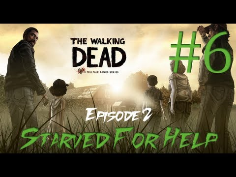 The Walking Dead: The Game - Episode 2 - Starved For Help - Part 6 [HD]