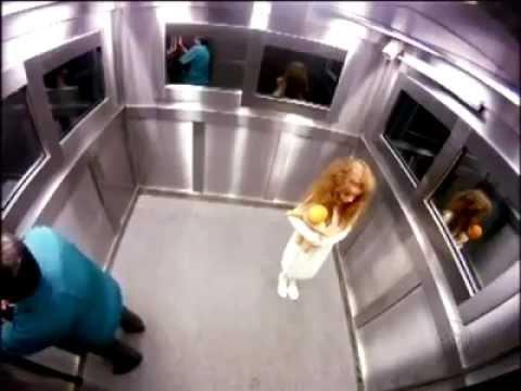 მოჩვენება ლიფტში | mochveneba liftshi | Ghost in lift