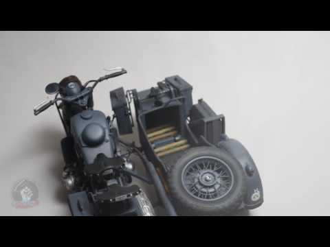 Go-Truck 1:6 Scale Vehicles