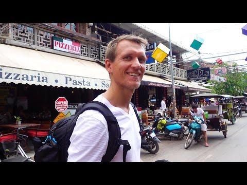 Erste Eindrücke und tolle Neuigkeiten aus Siem Reap, Kambodscha - Weltreise | VLOG #204