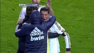 Gol de Cristiano Ronaldo (4-2) en el Real Madrid - Real Sociedad - HD