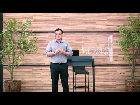 Mensagem com o Missionário Pr. Fábio Diniz Pinto
