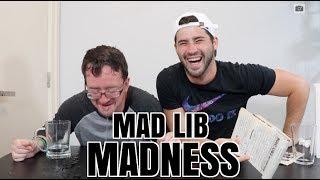 Mad Lib Madness Pt 9
