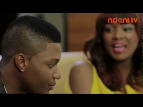 Ndani Tv: Wizkid Interview  On The Juice video