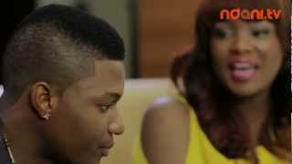 Ndani TV: Wizkid interview  on The Juice