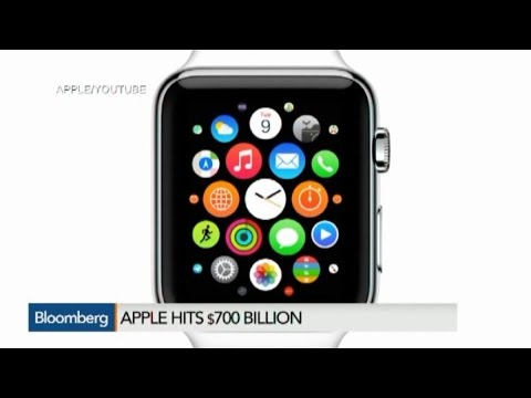 Apple's $700 Billion Valuation: Next Stop, $1 Trillion?