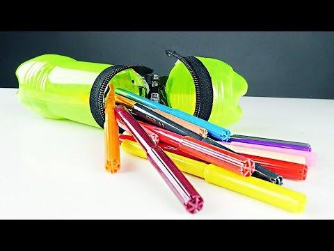 6 Вещей Из Пластиковых БУТЫЛОК!