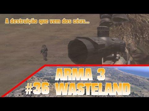 Arma 3 Wasteland #36 - Firestorm