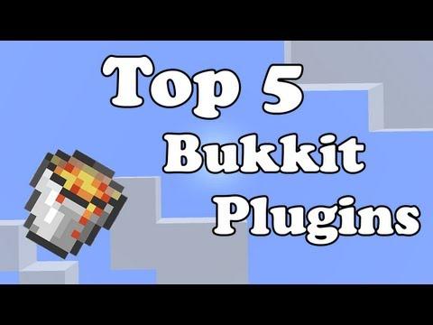 Minecraft Server - Top 5 Bukkit Plugins