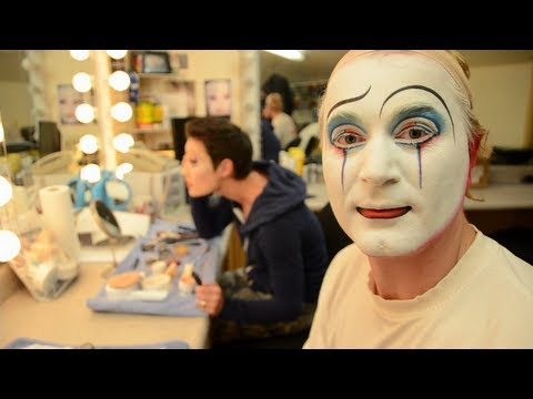 16x9 - Getting into Cirque Du Soleil [Audition Documentary]
