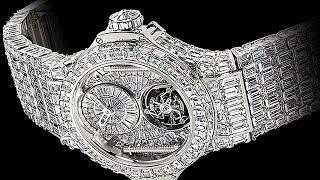 10 Relojes De Lujo Mas Caros Solo Para Los Mas Ricos