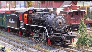 G Scale Indoor - garden model railway  🚂 LGB Freunde Niederrhein
