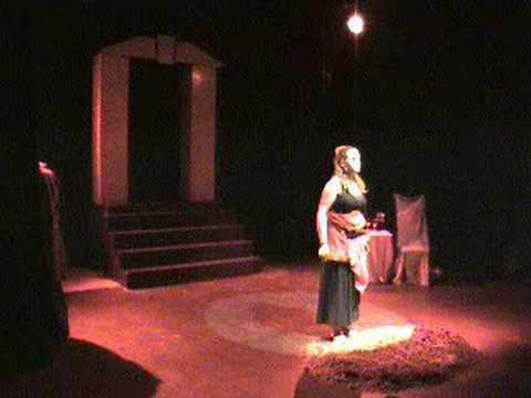 ANTIGONE by the theatre knights - part 1