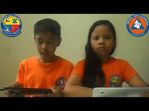 HISTORIA DE LA DEFENSA CIVIL COLOMBIANA CIVILITOS J U V P DECICTV RADIO