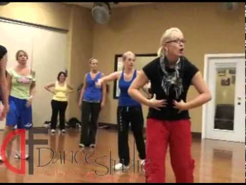 Hip Hop Class at Df Dance Studio in Salt Lake City
