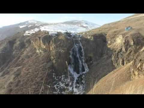 Susuz Şelalesi'nin Buzları Çözüldü