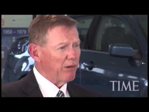 GEN351-Alan Mulally  CEO of Ford (Group. Smart Tool Box )