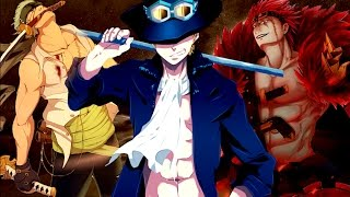 Top 15 Strongest Characters - At The End Of One Piece - Power Levels Theory HD
