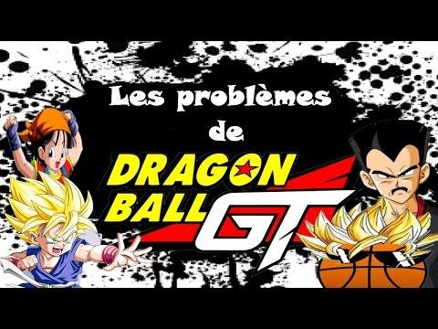 CBS#5 - Les problèmes de Dragon Ball GT
