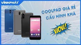 Mở Hộp 3 Chiếc CoolPad Vừa Được Ra Mắt!!