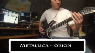 Metallica - Orion Cover