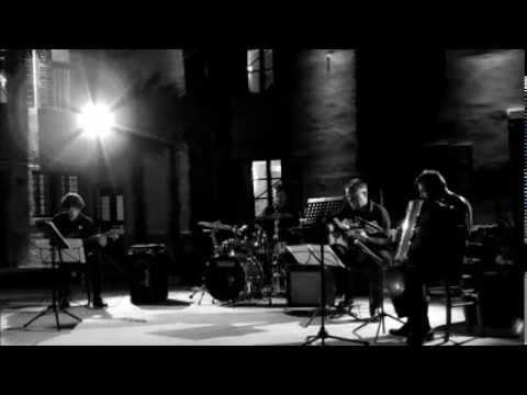 GORNI KRAMER QUARTET - BUONANOTTE AL MARE (Kramer-Garinei-Giovannini) - Gorizia, Istituto di musica, 17/7/2012.