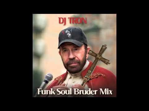 DJ Tron - Funk Soul Bruder Mix (Funk, Soul & Rap Megamix)