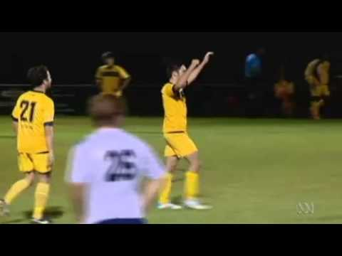 Video 1:45          Amateurs to face Melbourne Victory in FFA round of 32