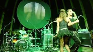Beats Antique LIVE Ozora 2013 - Roustabout