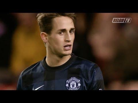 Adnan Januzaj vs Sunderland (Capital One Cup) 13/14