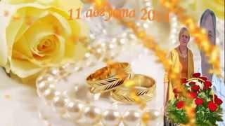 Нарезка свадебное поздравление с