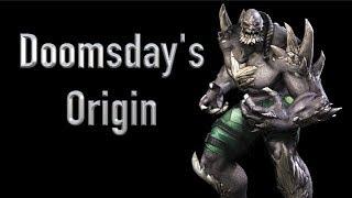 Doomsday's Origin (The Death Of Superman Villain)