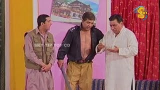 Nasir Chinyoti and Zafri Khan Best Stage Drama Full Comedy Clip   Pk Mast