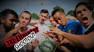 3XL ELFMETER SHOOTOUT | FUSSBALLCHALLENGE | BROTATOS