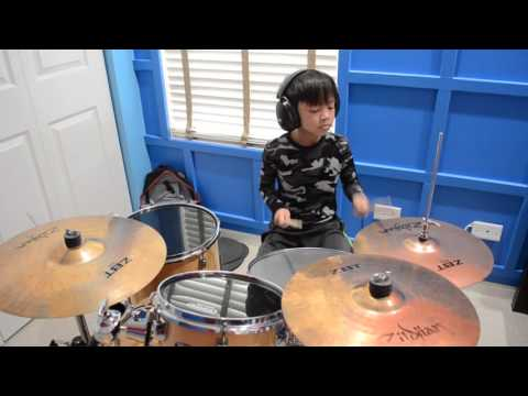 Twenty One Pilots -  Stressed Out (Drum Cover)