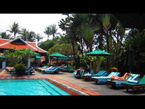 Anantara Bangkok Riverside Resort & Spa (Pool)