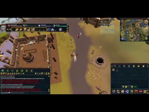 RuneScape 08 degrees 05 minutes south 15 degrees 56 minutes east