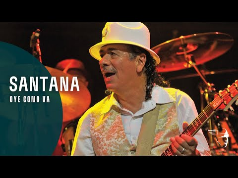 Santana - Oye Como Va (from Live At Montreux 2011)