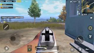 Best shot by Sniper using scope in PUBG playerunknown
