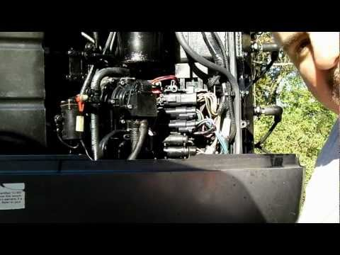 How to replace the vro oil tank filter and strainer how for Outboard motor oil change pump