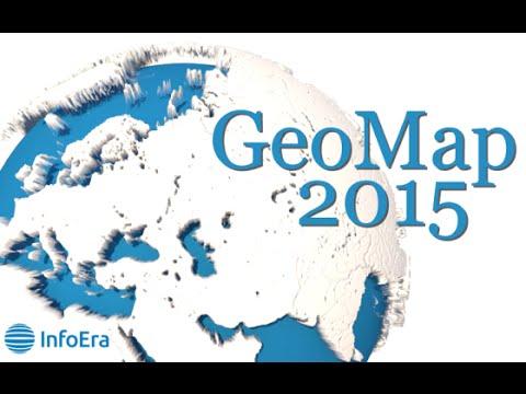 GeoMap 2015 (15.1) papildymo paketo pristatymas