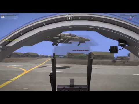 Arma 3 | CAS Training - Jet Piloting close air support