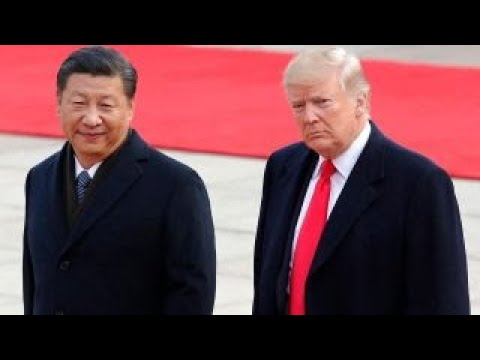 Trump talks tough on trade in Asia
