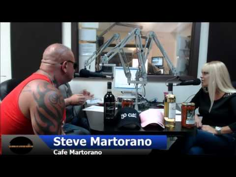 The Eat & Critique Show with host Steve «O» and Rene