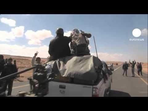 Libya on the verge of civil war