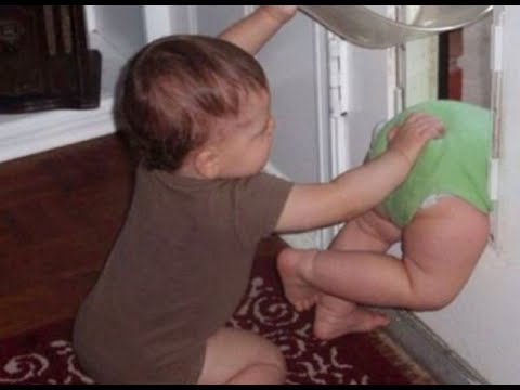 Funniest Baby Escape Attempt Videos EVER