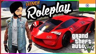 GTA 5 ROLEPLAY in HINDI | INDIAN SERVER |  Sponsor @₹59