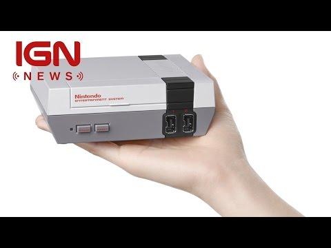 Nintendo Announces New NES Console - IGN News