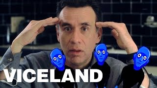 Fred Armisen on the Blue Man Group Make Out Parties: PARTY LEGENDS (Clip)
